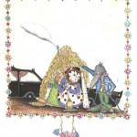 Die schnurrende Kammerfrau Text und Bilder: Kristina Andres Little Tiger Verlag, Gifkendorf 2011